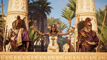 Assassin's Creed Origins: itt is jelen van a mikrotranzakció