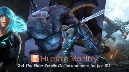 Már csak pár napig szerezhetitek be a novemberi Humble Monthlyt