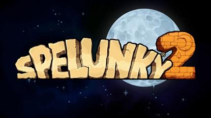 Bejelentették a Spelunky 2-t