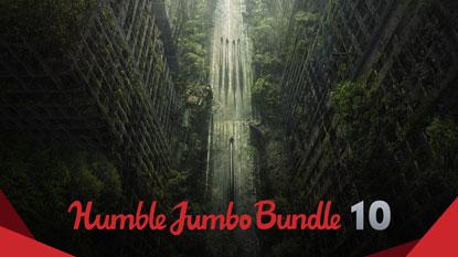 The Humble Jumbo Bundle 10 cover