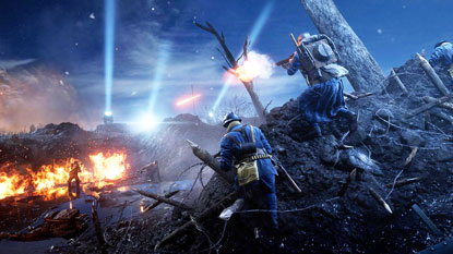 Mindenki számára ingyenessé válik egy Battlefield 1 térkép cover