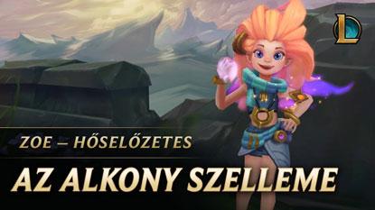 League of Legends: bemutatták az új hőst