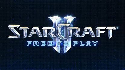 StarCraft 2 will be free-to-play cover