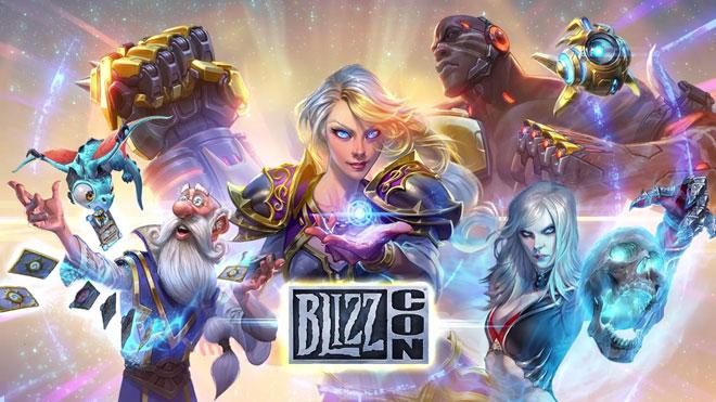 BlizzCon 2017 összefoglaló