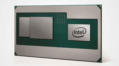 Az Intel bejelentette az AMD GPU-val ellátott Core H szériát