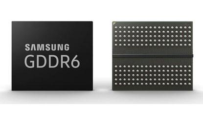 16 Gbps sebességre képes a Samsung GDDR6 memória cover