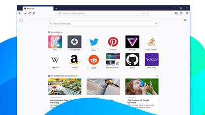 Megjelent a Mozilla Firefox Quantum cover