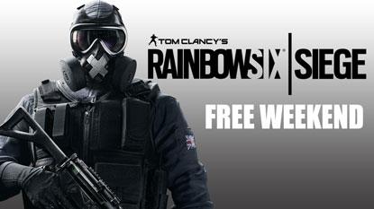 Rainbow Six Siege: ingyenesen játszható a hétvégén