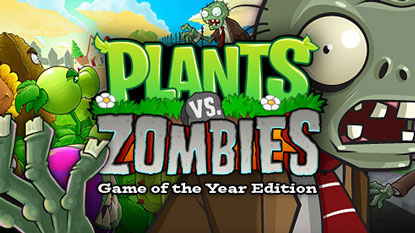 Ingyenes a Plants vs. Zombies GOTY cover