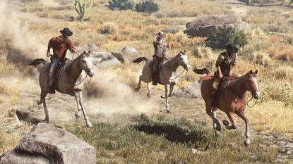 Wild West Online: megjelent a korai hozzáférésű verzió cover
