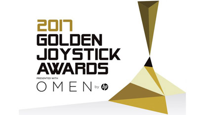 Golden Joystick Awards 2017: megvannak a nyertesek