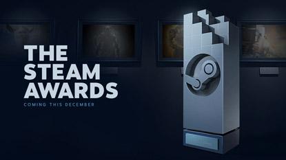 Jelöld kedvenc játékaid az idei Steam Díjakra!