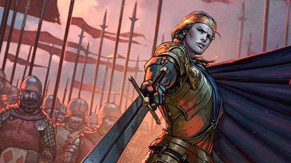 Gwent: késik a Thronebreaker kampány cover