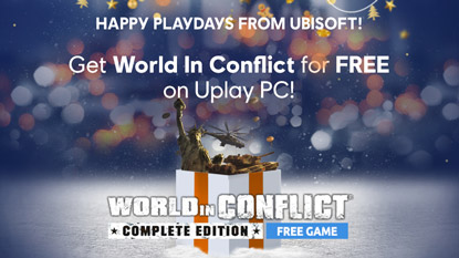 World in Conflict Complete Edition is free for a limited time cover