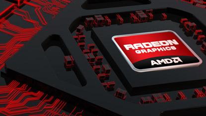 GDDR6 memória-kontroller az AMD-től