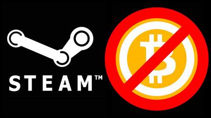 Steam: nem lehet többé bitcoinnal fizetni