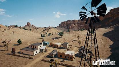 PUBG: bemutatkozott a sivatagi pálya