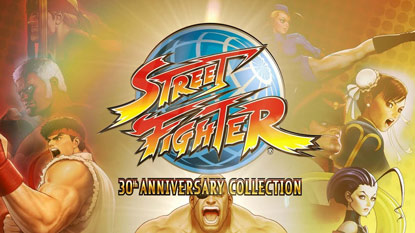 Jön a Street Fighter 30th Anniversary Collection