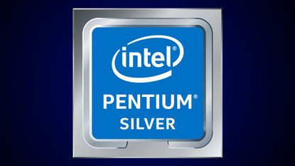 Megérkeztek az Intel Pentium Silver CPU-k