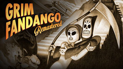 Get Grim Fandango Remastered for free right now cover