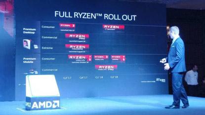 Egyre közelebb a Ryzen 2 megjelenése