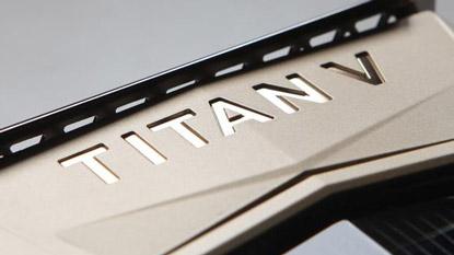 Nvidia Titan V: erre képes, ha játékról van szó