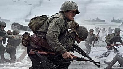 A CoD: WWII lett az idei legjobban fogyó játék