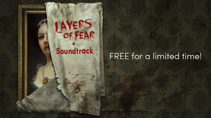 Layers of Fear is free for a limited time cover