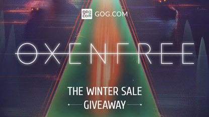 Get Oxenfree for free right now cover