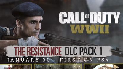 Call of Duty: WWII - bemutatták az első DLC-t