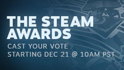 Steam Díjak: elindult a szavazás