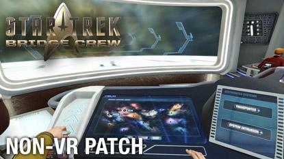 VR-headset nélkül is játszható a Star Trek: Bridge Crew