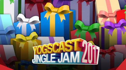 Yogscast Jingle Jam 2017 cover