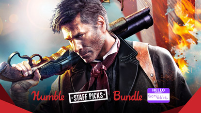 Itt a Humble Staff Picks Bundle: Scribble