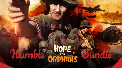 The Humble Hope for Orphans Bundle features Killing Floor 2, Rising Storm 2, and more cover