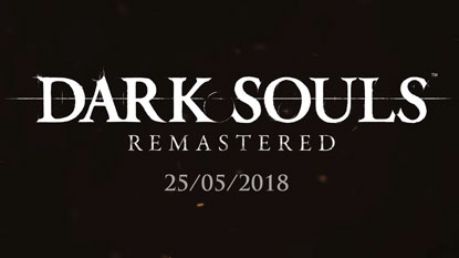 Jön a Dark Souls: Remastered cover