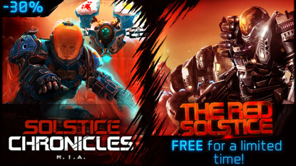 The Red Solstice is currently free on PC