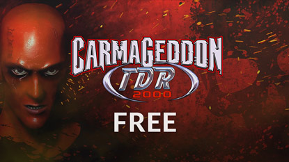 Get Carmageddon TDR 2000 for free right now cover
