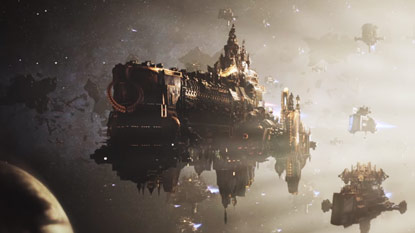 Bejelentették a Battlefleet Gothic: Armada 2-t