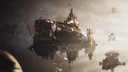 Battlefleet Gothic: Armada 2 announced cover