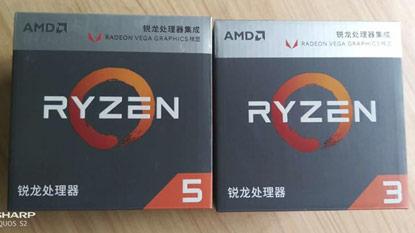 Felbukkant az első Ryzen 3 2200G és Ryzen 5 2400G benchmark