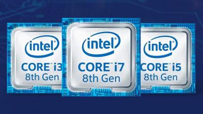 Új, hivatalos Intel Coffee Lake modellek tűntek fel