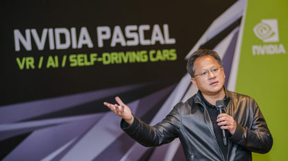 Nvidia: továbbra is a GPU kínálat növelésén dolgoznak cover