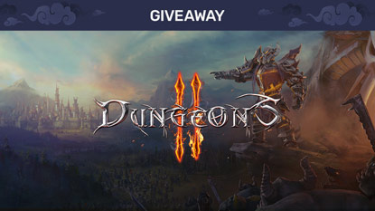 Dungeons 2 is currently free on PC cover