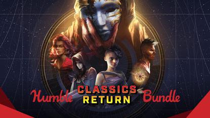 Itt a Humble Classics Return Bundle cover