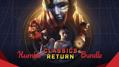 Get timeless classics in the Humble Classics Return Bundle cover