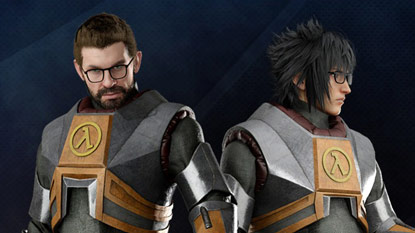 Final Fantasy XV PC: lesz demó, Gordon Freeman is felbukkan