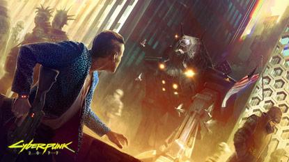 Cyberpunk 2077: egy vérbeli RPG lesz cover
