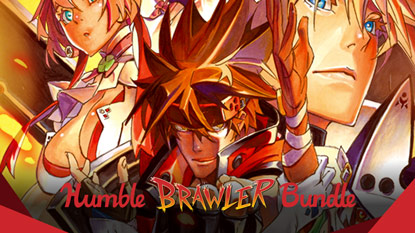 Itt a Humble Brawler Bundle cover