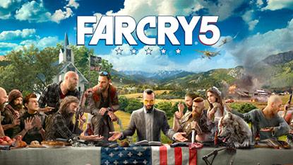 Far Cry 5 az új AMD kártyákkal felszerelt gépek mellé